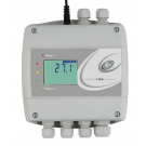 Temperature Controller (ext. probe), 3x dig.input, 2x relay, Ethernet