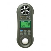 4 in 1 Hygro-Thermo-Anemo-Licht Meter