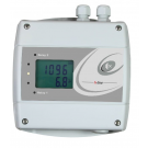 VLS serie Multifunctionele CO2 sensor/regelaar met relais (2x) en Ethernet interface