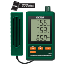 Temperatuur/RV/CO2 meter/datalogger